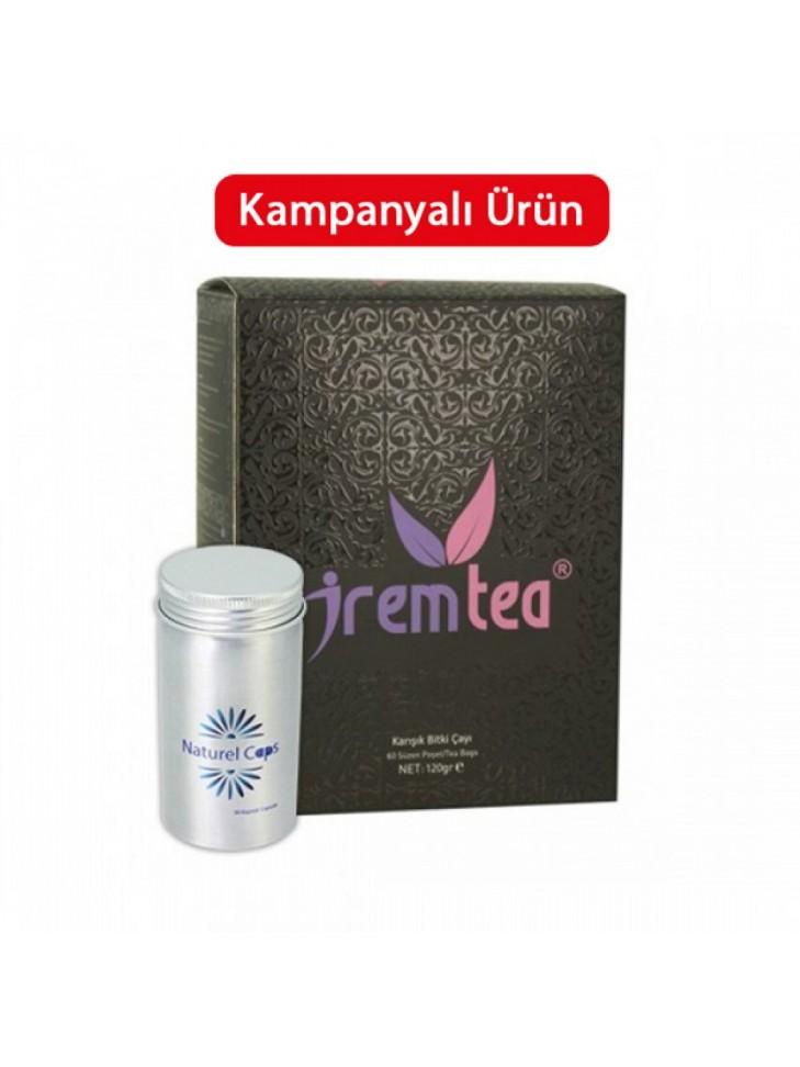 Naturel Caps & İrem Tea Bitkisel Çay